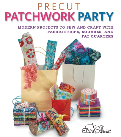 Precut Patchwork Party Cover
