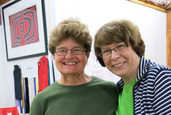 Nancy Crow & Me